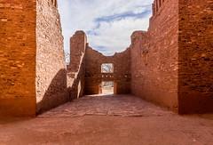 Salinas Pueblo Missions, New Mexico