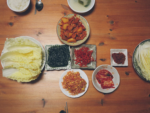 Mokjang at KyeongSeop's house_MDY_180104_3