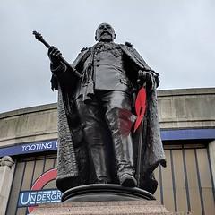 Edward VII at Tooting Broadway Station