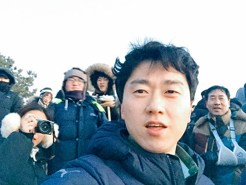 Climbing Geom-moo mountain for sunrise_MDY_180101_22