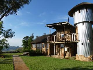 Antbear Lodge wedding venue