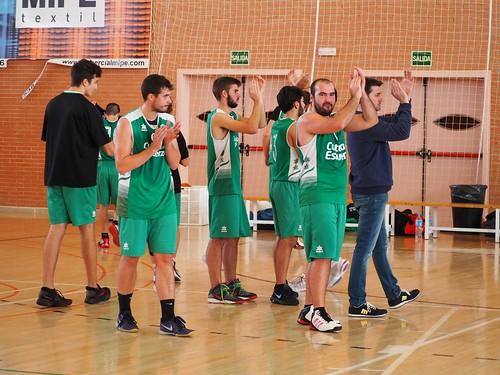 J10-Liga Preferente CB Elda vs Albubasket 10-12-17
