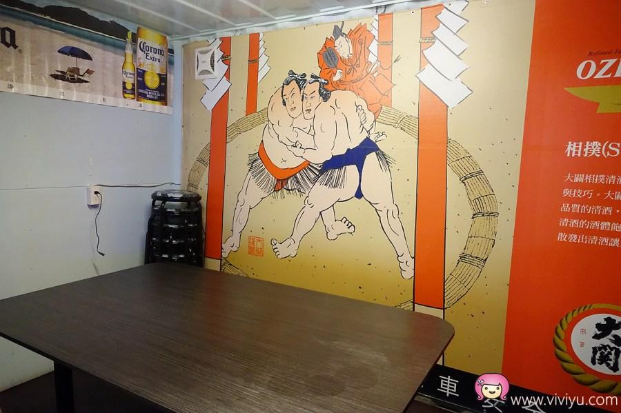 [八德美食]貨櫃啤酒屋~八德地區的深夜食堂.大口吃熱炒與暢飲啤酒的好去處 @VIVIYU小世界
