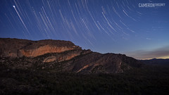 Taipan Wall Star Trails