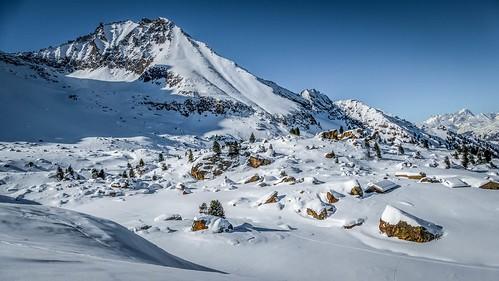 Alpage Nomenon et Mont favret