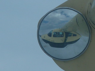 flying to Lusaka, Zambia