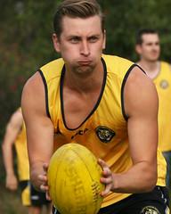 Balmain Tigers AFL Sydney Training Session February 22, 2018 00015