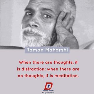 Quotes Ramana Maharshi