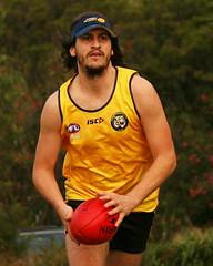 Balmain Tigers AFL Sydney Training Session February 22, 2018 00010