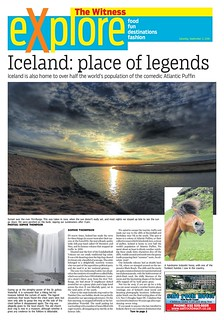 Sophie Thompson Iceland Page Two