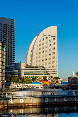 InterContinental Yokohama Grand / 橫濱半島酒店