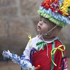 Rostros de Carnaval - de Luisa Lorenzo