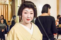 Geisha - JAPAN FOLK Festival 2018 Prague