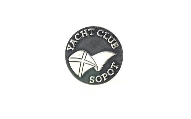 pins dla YACHT Club Sopot