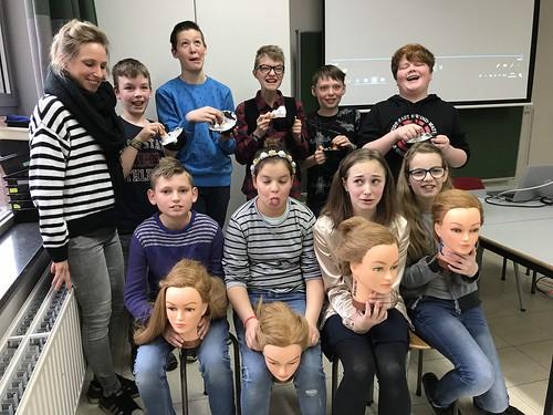 2018-03-8 open atelier school Gestel (13)