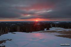 Sheep Mountain Sunrise