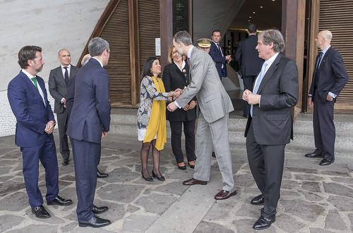 Entrega del Premio Fundación Princesa de Girona 2018