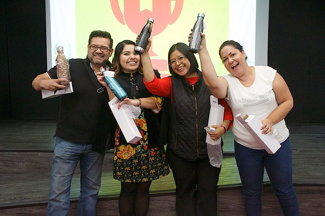 2018/365/68 The Mural UDG Chopped Challenge Winners