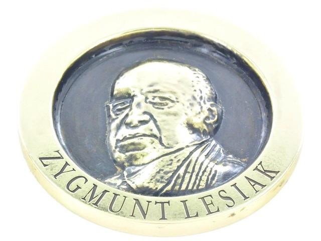 medal mosiężny, śr.70mm,  (3)