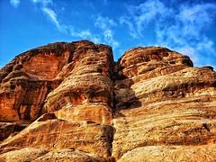 Beautiful colors in Petra