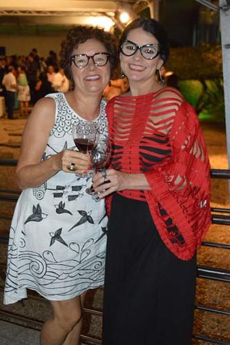 Cibele Teixeira e Luciana Porfiro