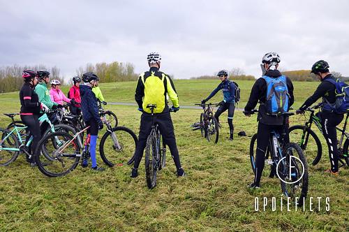 Eendaagse mountainbike clinic