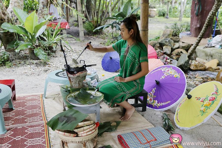 [泰國清萊]Jinnaluck Miracle of Saa│深度旅遊清萊農村生活~環保紙體驗DIY.作幅畫發揮創意 @VIVIYU小世界