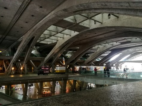 Lisbon - Gare do Oriente