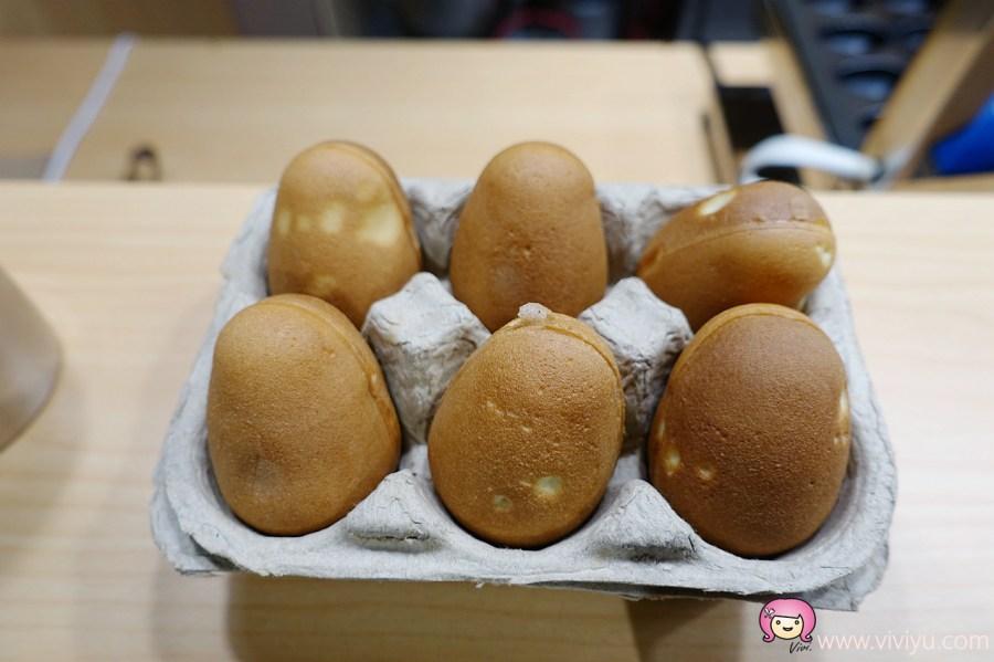 [桃園美食]花果好日。雞蛋糕專賣店│統領廣場Tonlin Plaza.文青雞蛋糕.內餡多選項 @VIVIYU小世界