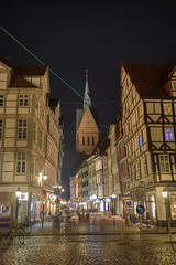 """Hannover Altstadt """"Hannover leuchtet"""""""