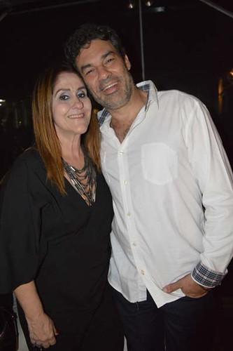 Salette Olguin e seu marido Fred