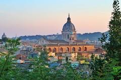 Basilica Santi Ambrogio e Carlo dal Pincio
