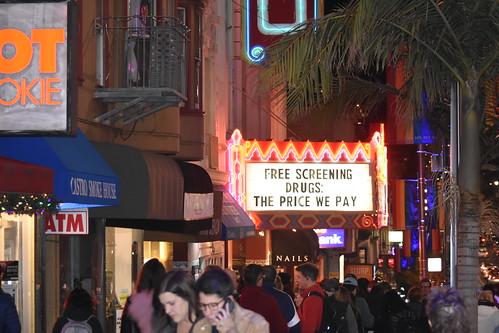 San Francisco Castro DRUG$ Screening