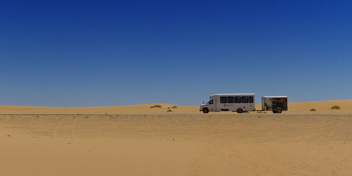 Imperial Sand dunes - USA