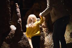 Wondering through stalagmitea