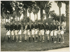 Williamstown Lacrosse Club - 1930- D Team Photo
