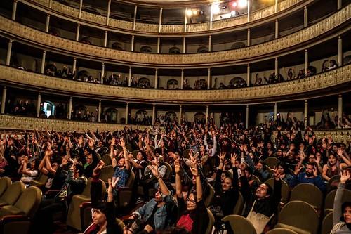 10 Festival de Cine Corto de Popayán - Cierre con Los Pangurbes y el Ciudelblo (4)