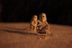 Ski troopers have been deployed
