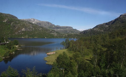 Lake near Myrdal
