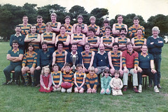 Williamstown CYMS Football Club - 1984 - Premiers - F Grade