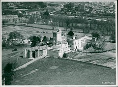 Rodborough Fort Aerofilms