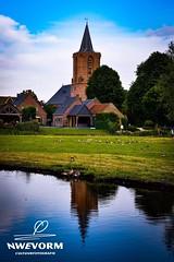 St Catharina church Bunschoten, the Netherlands