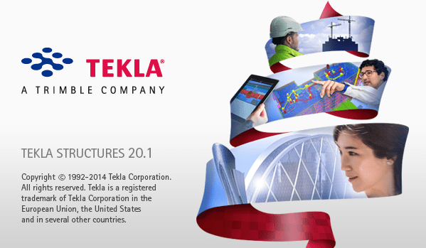 Tekla Structures v20.1 Multilingual (x64)