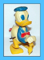 Vintage Donald Duck wind-up
