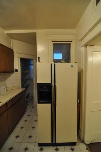 Day 0: Kitchen window west