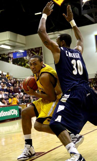 CMU Mens Basketball Vs. Akron 1 | Flickr - Photo Sharing!