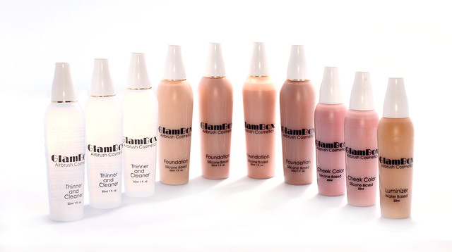 Glambox bottles
