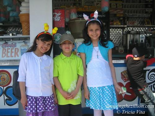 Easter Sunday Coney Island
