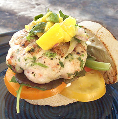 Brazilian Shrimp Burger0986