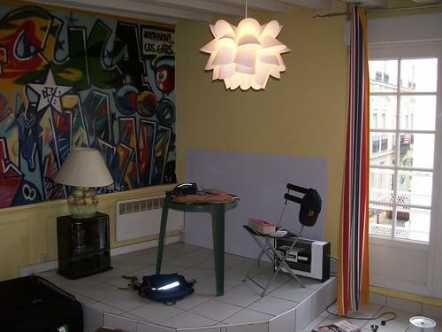 My apartment *** Mon appartement